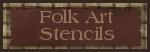 FOLK ART STENCILS