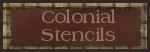 Colonial Stencils