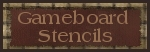 Game Board Stencils