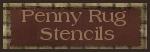 PENNY RUG STENCILS