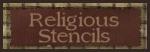 RELIGIOUS STENCILS