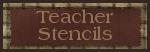 Teacher Stencils