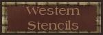 Western Stencils